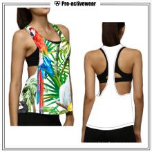 Vente en gros Private Label Gym Clothing Tank Top Women Gym Wear