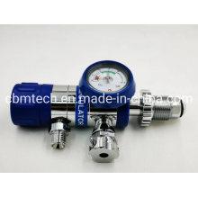 Medical Click-Style Oxygen Regulators