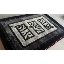 Shaggy Polyester Teppich zum Verkauf