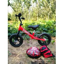 Varios estilos 2 ruedas baratos niños, bebé Mini Balance Bike