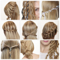 Natural Brazilian New Hair Styles, Afro Women Synthetic Hair Braiding