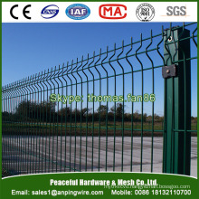 4 Curve Welded Mesh Fence / Europe Holland Fence