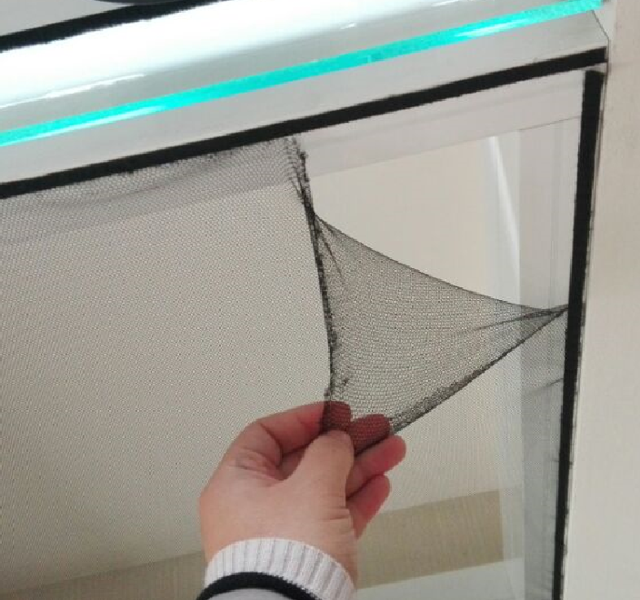 DIY Mosquito Screen Window with 100% Polyester Mesh