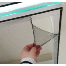 China for Mosquito Net Window DIY Mosquito Screen Window with 100% Polyester Mesh export to Netherlands Antilles Exporter