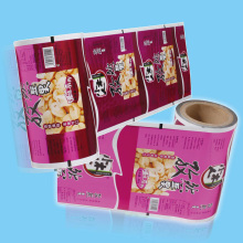 Chips Packaging Film, Plastic Food Packaging Film