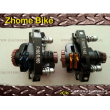 Bicycle Parts/Hydralic Disc Brake Caliper, Rotor (120/140/160/180/203mm) and Pad