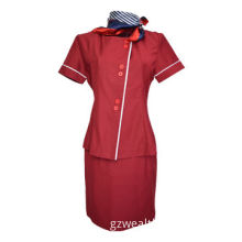 High-end Aviation Uniform/Flight Suit for Women, Customized Sizes and Colors Accepted