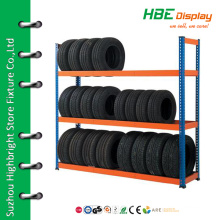 Store used tire rack tyre storage rack