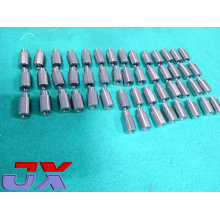 High Quality Smooth Polishing Steel CNC Machining Products