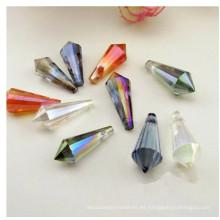 Beads Stones Strass con agujero para joyería de moda