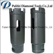Matrix Segment Granite Stone Concrete Dry Diamond Drill Core Bit