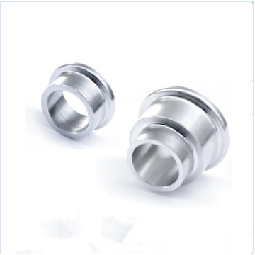Aluminium Spacer CNC Precision Machining Bearings Polishing
