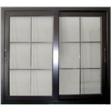 Fenêtres coulissantes en aluminium à la mode