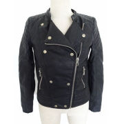 Hot selling leather jacket fabrics, OEM orders are welcome