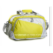 Yellow Fitness Leisure Travelling Bags