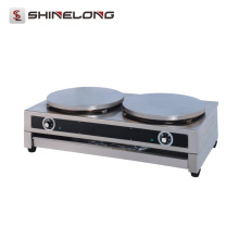Quality 400mm Hot Plate Industrial Double Electric Crepe Maker Machine