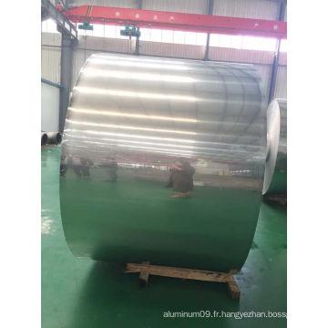 Miroir Finish 1060 Bobine d'aluminium pour l'industrie de l'éclairage