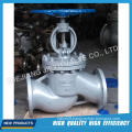 DIN3230 GS-C25 Wcb A216 Rising Stem Globe Valve with Ce