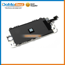 Não telefone móvel lcds nenhum pixel morto lcd, lcd redonda exibir para iphone 5s