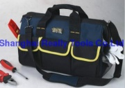 double-layer,heavy duty tool bag