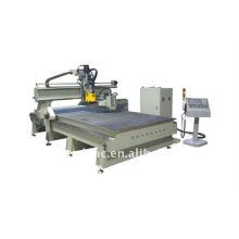 Ranurador del CNC con el sistema de 8tools/cambiador/LNC auto herramienta