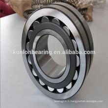 Roulements à rouleaux sphériques à vente chaude pour machines à papier 22340CC fabriqués en Chine
