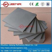 Placa de carboneto de tungstênio