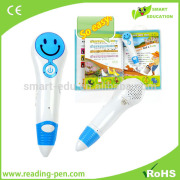 2015 Christmas gift educational chemicals used in our daily life reading pen