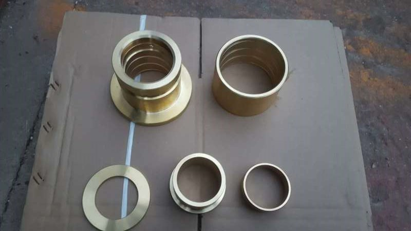 concrete pump schwing bushing