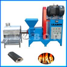 Pâte à scie Paille Noix de coco Charcoal Briquette Press Mill Machine