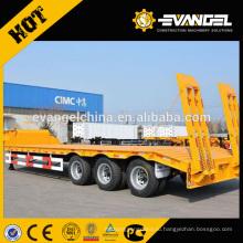 3 мост контейнер 70 футов грузовик и прицеп с механической подвеской