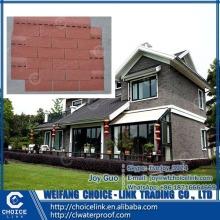 for roof colorful fiberglass reinforced asphalt shingle