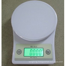 LCD Display Digital Kitchen Scale with Back-Light B15L