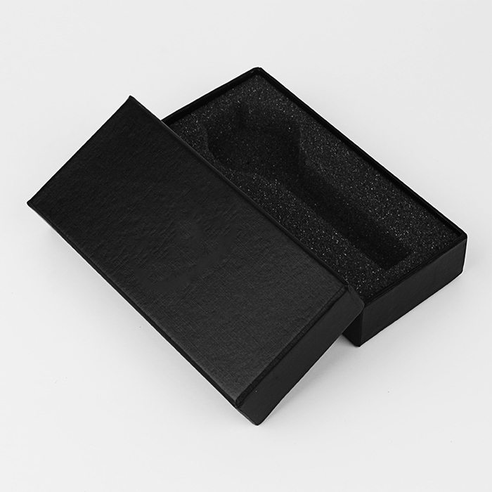 Lid And Base Printing Paper Watch Box