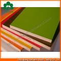 Melamine Faced Poplar Core Plywood