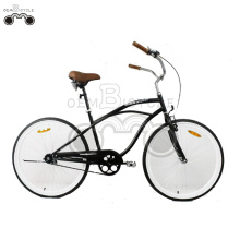26inch low quantity Men black Beach Cruiser Bike