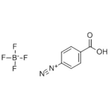 4-carboxybenzediazonium tetrafluoroborate CAS 456-25-7
