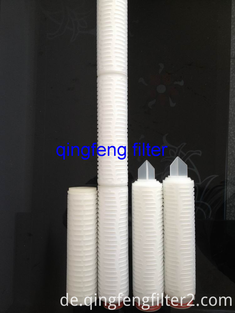Glass Fiber Filter Cartridge