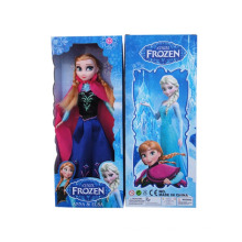 Gros 11,5 pouces de mode en plastique jouet Anna Doll (10226107)