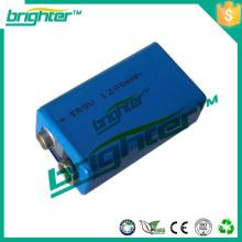 Lithium-Batterie 1200mah Lithium Lithium ER9V für Rauchmelder Rauchmelder