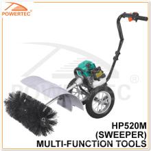 Herramientas de jardín multifuncionales Powertec Hand Push (HP520M)