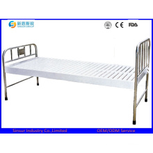 Best Selling Stainless Steel Flat Medical Beds Price