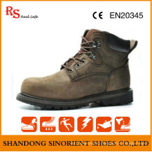 High Quality Goodyear Welt Safety Shoes with Ce Certificate RS606