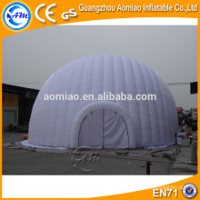 Used inflatable air dome tent for sale, inflatable geodesic dome