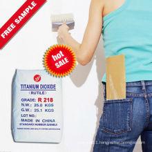 Paper Used Rutile Titanium Dioxide with Good Price (R218)