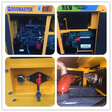 45kVA Super Silent Power Diesel Genset