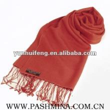 lenço de seda de caxemira de topo