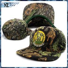 La venta caliente borda el sombrero del Snapback de los clásicos del casquillo del Snapback con precio bajo