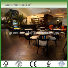 Class B1 Fire resistant flooring for hotel Hardwood flooring