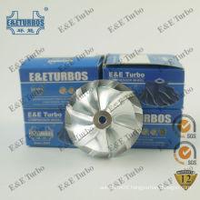 06K145722H Turbo compressor wheel JH5 For Golf 7